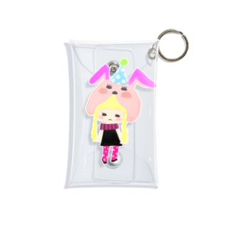 ゆめみちゃん Mini Clear Multipurpose Case
