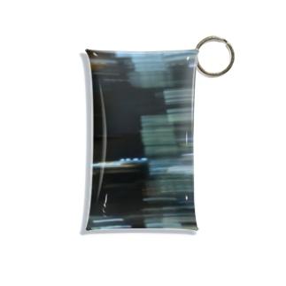 夜のおにごっこ Mini Clear Multipurpose Case