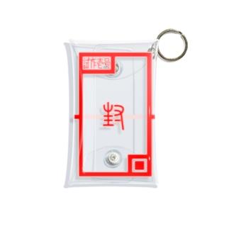 試作品格納容器(行動用) Mini Clear Multipurpose Case