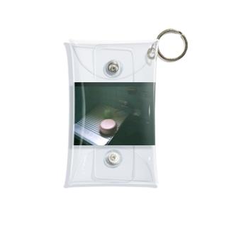 フィルムどっかの実家風呂 Mini Clear Multipurpose Case
