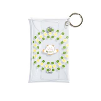 輪の中で Mini Clear Multipurpose Case