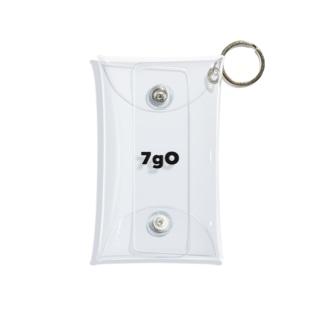アクスタケース 7gO Mini Clear Multipurpose Case