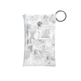 jLiqhn_e Mini Clear Multipurpose Case