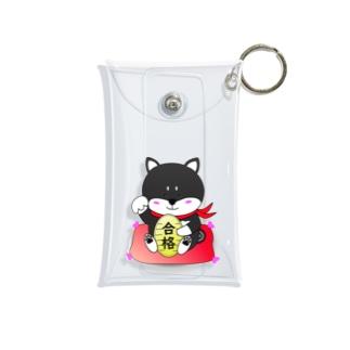 合格カモォ~ン! Mini Clear Multipurpose Case