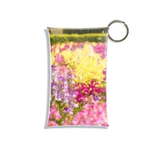花畑 Mini Clear Multipurpose Case