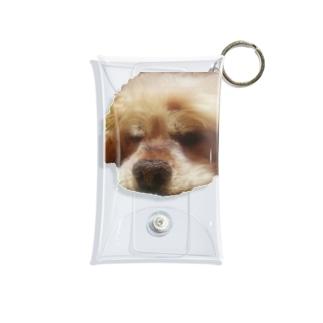 愛犬モコ Mini Clear Multipurpose Case