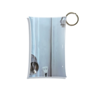 出口 Mini Clear Multipurpose Case