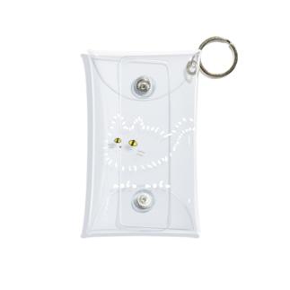 もふもふ Mini Clear Multipurpose Case