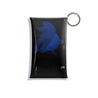 闘魚 Mini Clear Multipurpose Case