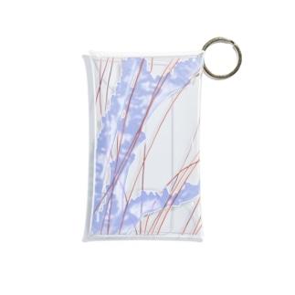 クラゲ Mini Clear Multipurpose Case