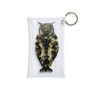 owl Mini Clear Multipurpose Case