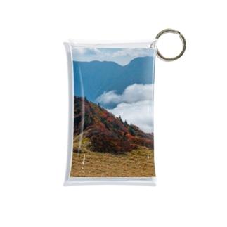 秋の高山 Mini Clear Multipurpose Case