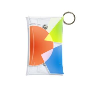 NANKA TYOTTO EMOI KANNJI YARO Mini Clear Multipurpose Case
