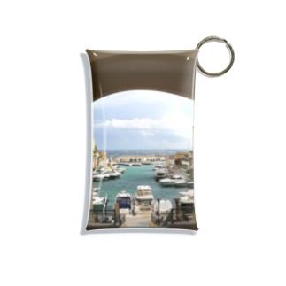 地中海 Mini Clear Multipurpose Case