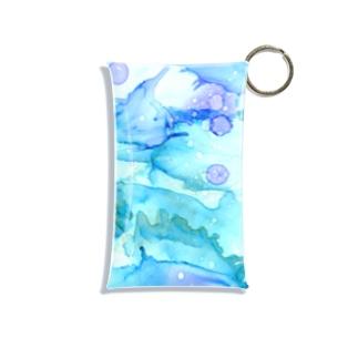 寒中遊泳 Mini Clear Multipurpose Case