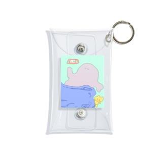 あさ Mini Clear Multipurpose Case