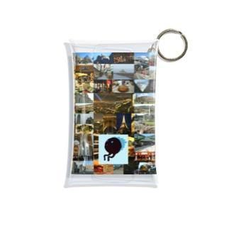 TABI TABI official item Mini Clear Multipurpose Case