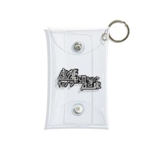 虚像からの起床 Mini Clear Multipurpose Case