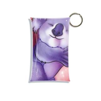 コアラ Mini Clear Multipurpose Case