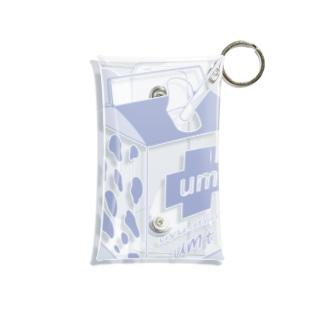 うゆ Mini Clear Multipurpose Case