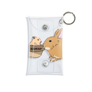 【KAMAP】ポテリ Mini Clear Multipurpose Case