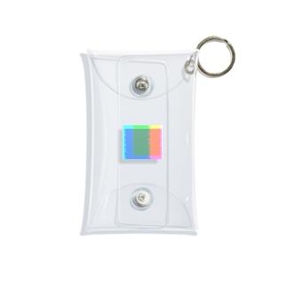 放送休止 Mini Clear Multipurpose Case