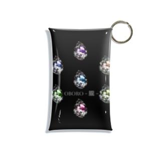 集え妖精の涙 ブラックサークル Mini Clear Multipurpose Case