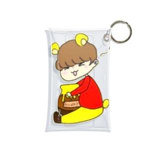 けいプー Mini Clear Multipurpose Case