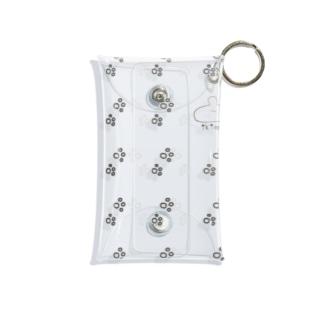 ikimono(うさぎ) Mini Clear Multipurpose Case