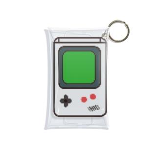 GameB●y Mini Clear Multipurpose Case