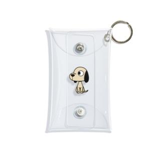 ちびわんこ Mini Clear Multipurpose Case