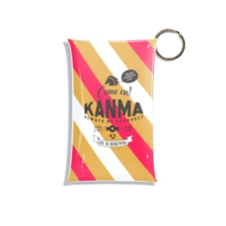 Come On! Kanma Mini Clear Multipurpose Case