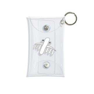 チョークくん Mini Clear Multipurpose Case