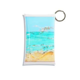 カイルアビーチ Mini Clear Multipurpose Case