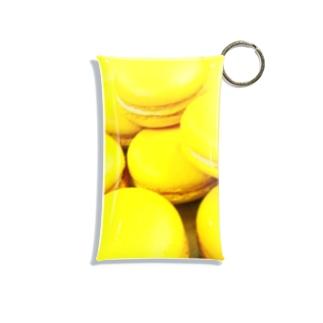 無限マカロン Mini Clear Multipurpose Case