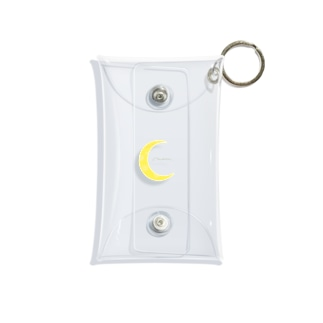 noca moon  Mini Clear Multipurpose Case