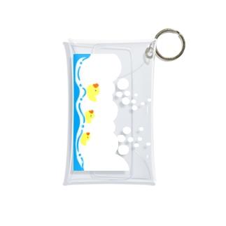 おふろのススメシリーズ Mini Clear Multipurpose Case