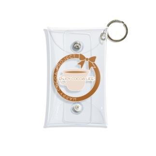 Cocoa ミニクリアマルチケース(カップ) Mini Clear Multipurpose Case