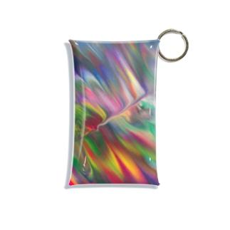 色彩の羽根 006a Mini Clear Multipurpose Case