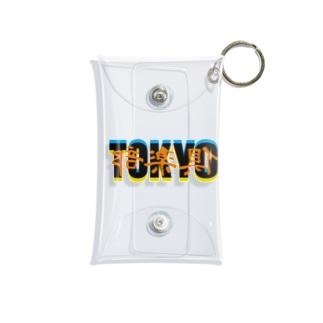 TOKYO倶楽部_Ver2 Mini Clear Multipurpose Case
