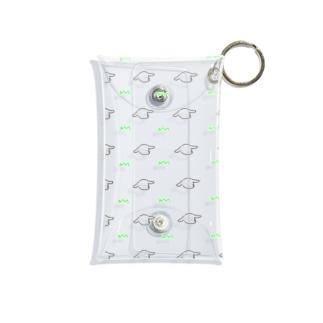meeechan2 Mini Clear Multipurpose Case