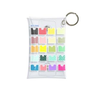 エコバッグマニア Mini Clear Multipurpose Case