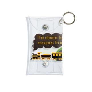 スチームトレイン Mini Clear Multipurpose Case