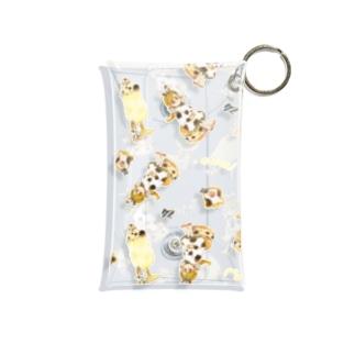 moo. Mini Clear Multipurpose Case