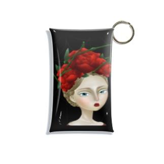 薔薇🌹 Mini Clear Multipurpose Case