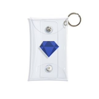 THE GEM Mini Clear Multipurpose Case
