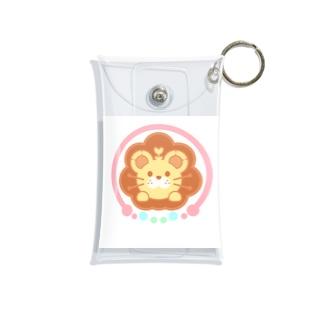 りおん Mini Clear Multipurpose Case
