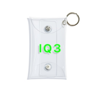 IQ3 Mini Clear Multipurpose Case