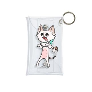 チワワちゃん Mini Clear Multipurpose Case
