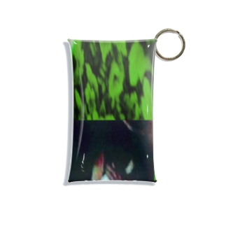 collagetribe Mini Clear Multipurpose Case